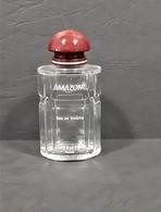 Miniatures De Parfum  AMAZONE  De Hermès  EDT VIDE  HAUTEUR  7.8 Cm - Miniaturen Flesjes Dame (zonder Doos)