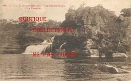 ☺♦♦ GUINEE - LES GRANDES CHUTES < LA FONTAINE < N° 699 Edition A. James - French Guinea