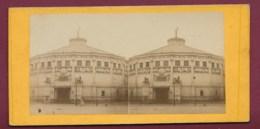 160419A - PHOTO STEREO - Cirque Napoléon - Salle Spectacle Cirque D'hiver Bouglione Paris XIe - Stereo-Photographie