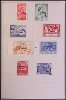 BRITISH COMMONWEALTH COLLECTION Late 19th Century To 1950's Some Fresh Mint But Mostly Fine Used Generally All Different - Unclassified