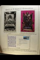 FABULOUS COVERS AND POSTMARKS COLLECTION An Amazing Collection Of Mostly 1960's And 1970's Covers, Cards, And On Pieces, - Non Classificati