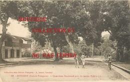 ☺♦♦ GUINEE - CONAKRY - QUATRIEME BOULEVARD Près Du JARDIN PUBLIC < N° 62 Edition A. James - French Guinea