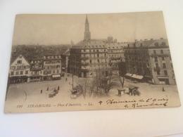 BY - 2500 -   STRASBOURG - Place D'Austerlitz - Strasbourg
