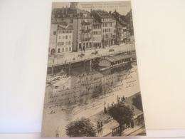 BY - 2500 - STRASBOURG - Vue Sur Le Quai Des Bateliers - Strasbourg