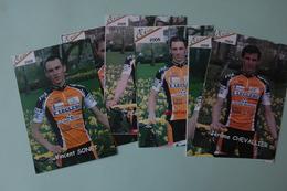 CYCLISME: CYCLISTE : EQUIPE CC ETUPES 2005 12 CP - Ciclismo