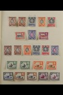 1937-65 FINE MINT COLLECTION Fabulous Collection Covering KGVI & Early QEII Issues, Housed In A Quality Album And Neatly - Publishers