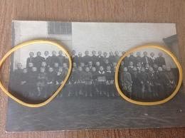 Photo Carte Originale Ville D'Ath Ecole Communale 1classe 1904-1907 Pas Courante - Ath