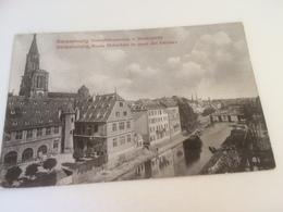 BY - 2500 - STRASBOURG - Musée Hohenlohe Et Quaie Des Bateliers - Strasbourg