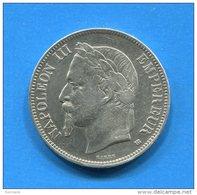 5 Fr  1868 Bb - France