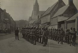 +- 17* 12CMFonds Victor FORBIN (1864-1947) - Guerra, Militares