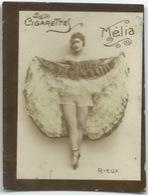 CIGARETTES MELIA - RIEUX - Dos Vierge - Melia