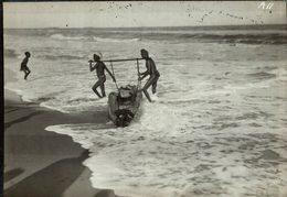 MADRAS FISHERMEN INDIA INDE INDIAN +- 17* 12CMFonds Victor FORBIN (1864-1947) - Profesiones