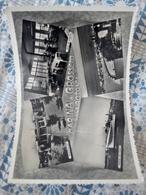Marina Di Grosseto La Rotonda VIAGGIATA 1955 - Italy