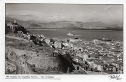 VIEW OF NAFPLION-NON  VIAGGIATA-REAL PHOTO - Grecia