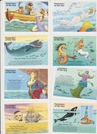 Sierra Leone 1996 Fantasies Of The Sea, 39 Souvenir Sheet Set - Sierra Leone (1961-...)