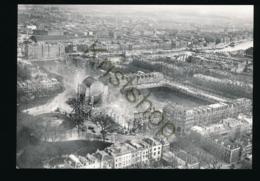 Amsterdam - Omstreeks 1925 - Het Afgebrande Paleis Van Volksvlijt [AA44-4.001 - Pays-Bas