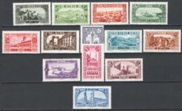 Siria 1925 Y.T.154/66 */MH VF/F - Syria (1919-1945)
