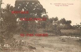 ☺♦♦ GUINEE - CONAKRY - RARE VISUEL Du VILLAGE Des TEMINES < N° 78 Edition A. James - French Guinea