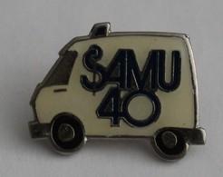 SUPERBE PINS - SAMU 40 - Transportation