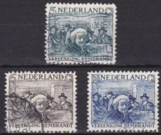 Netherlands/1930 - Rembrandt - Set - USED - Period 1891-1948 (Wilhelmina)
