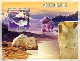 Sao Tome 2007 Minerals - Sao Tome And Principe