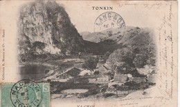 TONKIN : (asie) NA-CHAM - Postcards