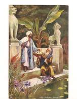 LEVANT 1914 C.P. LES FLEURS SACREES - Lettres & Documents