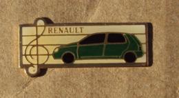 Pin's Automobile 012, Renault - Renault
