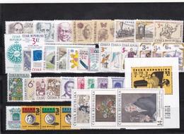 (K 4190) Tschechische Republik, Kpl. Jahrgang 1995** - Czech Republic