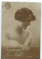 CIGARETTES LE NIL - LISETTE - Cigarette Cards