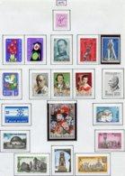 13764 BELGIQUE Collection Vendue Par Page N° 1696 - 1714  */ **   1974  TB/TTB - Belgium