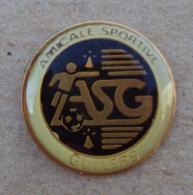 Pin's Sport Autre 003, ASG Guilers - Badges