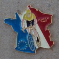 Pin's Sport Cyclisme 001, Tour De France 1992 - Cycling