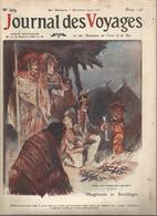 Journal Des Voyages , 5-12-1909, N° 679 , MAGICIENS ET SORTILEGES , Chez Les Indiens Du Far West , Frais Fr 2.25 E - Journaux - Quotidiens
