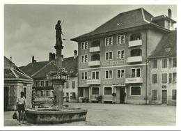 CUDREFIN (Vaud) - Hôtel De L' Ours - VD Vaud