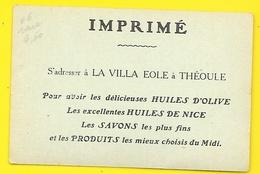 THEOULE Rare Villa Eole Huiles & Savons (Selecta) Alpes Maritimes (06) - France