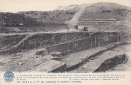 619 Soignies Carrieres Du Hainaut Vue Des Terrassements - Soignies