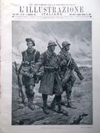 L'Illustrazione Italiana 11 Novembre 1917 WW1 Musocco Aires Oesel Riga Cadorna - Guerra 1914-18