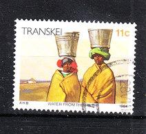 Transkej   -   1984.  Portatrici D' Acqua. Women Bearers Of Water. - Costumi