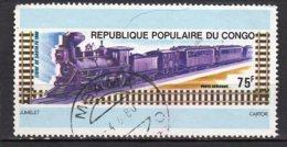 Congo Yvert N° 207 Aérien Oblitéré Lot 3-707 - Congo - Brazzaville