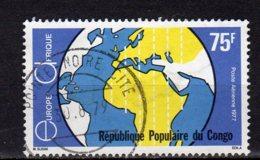 Congo Yvert N° 236  Aérien Oblitéré Lot 3-708 - Congo - Brazzaville