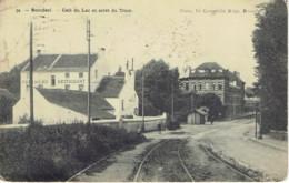 Boendael Café Du Lac Et Arret Du Tram N° 94 - Ixelles - Elsene