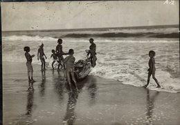 THE CATAMARAN OF MADRAS  +- 16* 12CMFonds Victor FORBIN (1864-1947) - Fotos