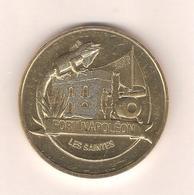 Médaille Touristique De La Monnaie De Paris / Guadeloupe ,Fort Napoléon / Les Saintes 2019 - 2019