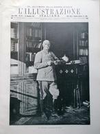 L'Illustrazione Italiana 25 Novembre 1917 WW1 Rodin Piave Palestina Arte Milano - Guerra 1914-18