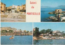 PONTICELLO (PALERMO) SALUTI DA - Q0754 - Palermo