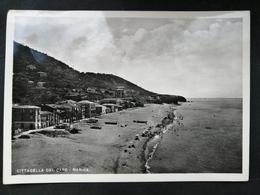 CARTOLINA ANTICA-CITTADELLA DEL CAPO-COSENZA-MARINA-'900 - Italia