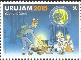 J) 2015 URUGUAY, SDU, THE CAÑAS, CAMP, MNH - Uruguay