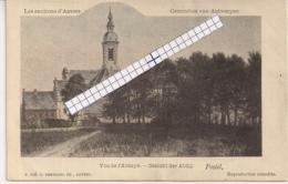 OMSTREKEN VAN ANTWERPEN-GEZICHT DER ABDIJ-VUE DE L'ABBAYE-POSTEL-UITG.HERMANS N°106 - Antwerpen