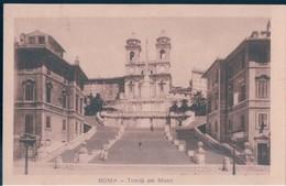 POSTAL ITALIA - ROMA - TRINITA DEI MONTI - Roma (Rome)